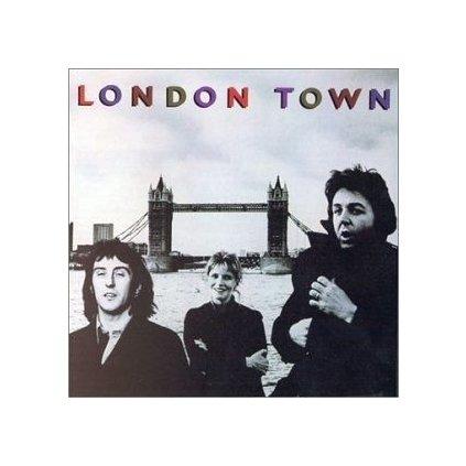 VINYLO.SK | WINGS ♫ LONDON TOWN (stav: VG+/VG) [LP] B0001074