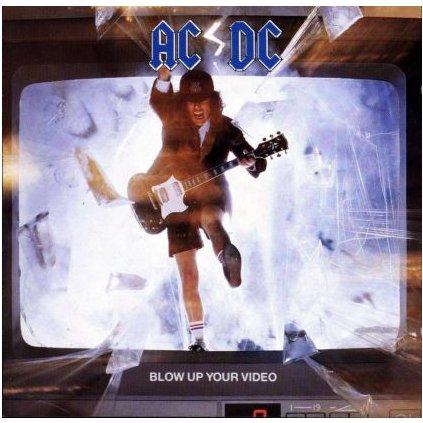 VINYLO.SK | AC/DC ♫ BLOW UP YOUR VIDEO (stav: VG+/NM) [LP] B0001097