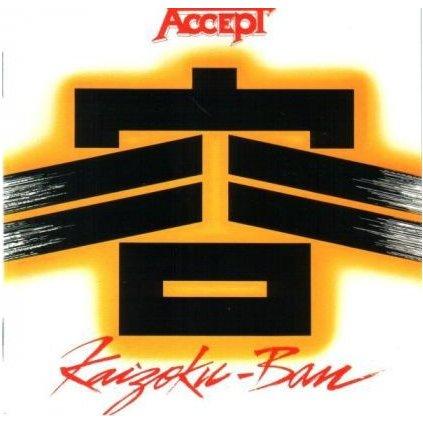 VINYLO.SK | ACCEPT ♫ KAIZOKU-BAN (stav: VG+/VG) [EP12inch] B0001104