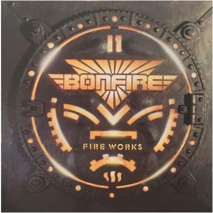 VINYLO.SK | BONFIRE ♫ FIRE WORKS (stav: VG+/VG+) [LP] B0001112