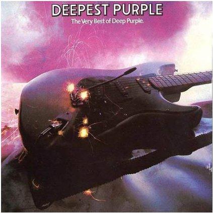 VINYLO.SK | DEEP PURPLE ♫ DEEPEST PURPLE : THE VERY BEST OF DEEP PURPLE (stav: NM/VG+) [LP] B0001119