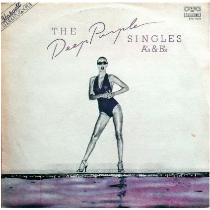 VINYLO.SK | DEEP PURPLE ♫ THE DEEP PURPLE SINGLES A'S & B'S (stav: NM/VG+) [LP] B0001129