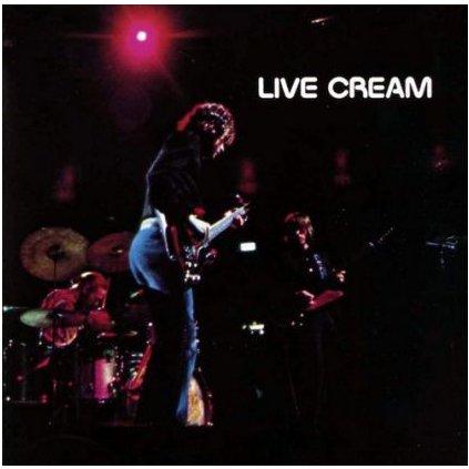 VINYLO.SK   CREAM ♫ LIVE CREAM (stav: NM/NM) [LP] B0001144
