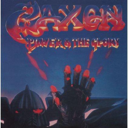 VINYLO.SK | SAXON ♫ POWER & THE GLORY (stav: VG+/VG+) [LP] B0001166
