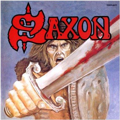 VINYLO.SK | SAXON ♫ SAXON (stav: VG+/VG+) [LP] B0001167