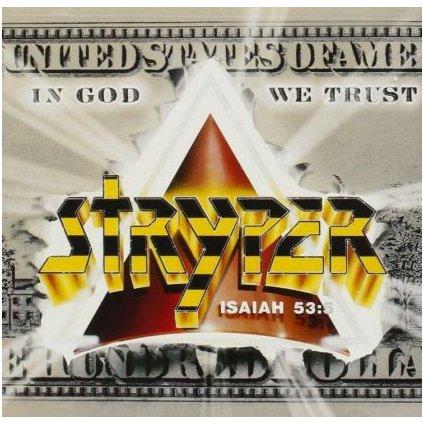 VINYLO.SK   STRYPER ♫ IN GOD WE TRUST (stav: VG+/NM) [LP] B0001175