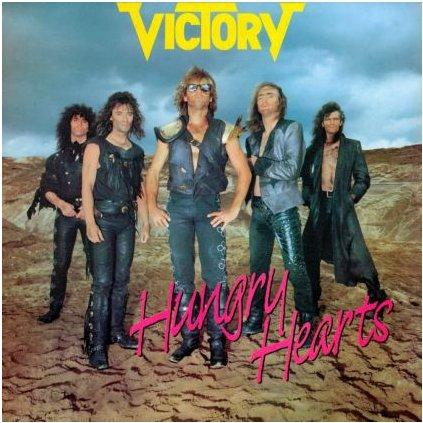 VINYLO.SK | VICTORY ♫ HUNGRY HEARTS (stav: NM/NM) [LP] B0001190