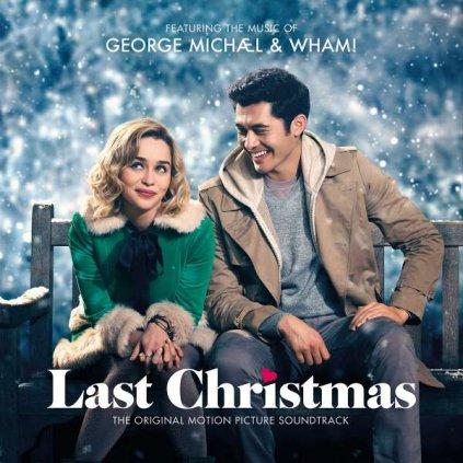 VINYLO.SK | MICHAEL, GEORGE - LAST CHRISTMAS - THE SOUNDTRACK [CD]