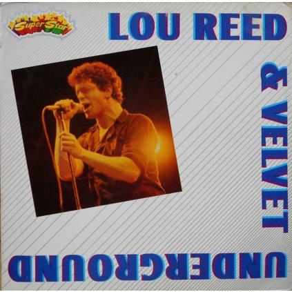 VINYLO.SK | LOU REED & VELVET UNDERGROUND* ♫ THE VELVET UNDERGROUND & LOU REED (stav: NM/NM) [LP] B0001219