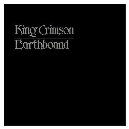 VINYLO.SK   KING CRIMSON ♫ EARTHBOUND (stav: G+/VG) [LP] B0001222
