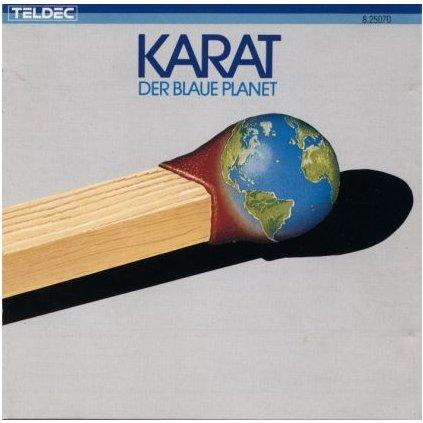 VINYLO.SK | KARAT ♫ DER BLAUE PLANET (stav: VG+/VG+) [LP] B0001260