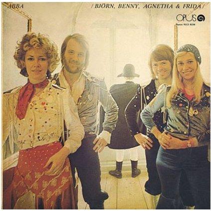 VINYLO.SK | ABBA, BJÖRN, BENNY, AGNETHA & FRIDA ♫ ABBA (BJÖRN, BENNY, AGNETHA & FRIDA) (stav: VG/VG+) [LP] B0001271