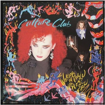 VINYLO.SK | CULTURE CLUB ♫ WAKING UP WITH THE HOUSE ON FIRE (stav: VG+/NM) [LP] B0001307
