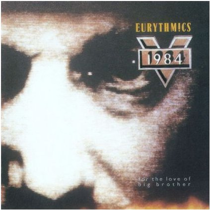 VINYLO.SK | EURYTHMICS ♫ 1984 (FOR THE LOVE OF BIG BROTHER) (stav: VG+/VG+) [LP] B0001317