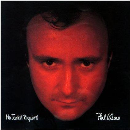 VINYLO.SK | PHIL COLLINS ♫ NO JACKET REQUIRED (stav: VG+/VG+) [LP] B0001325