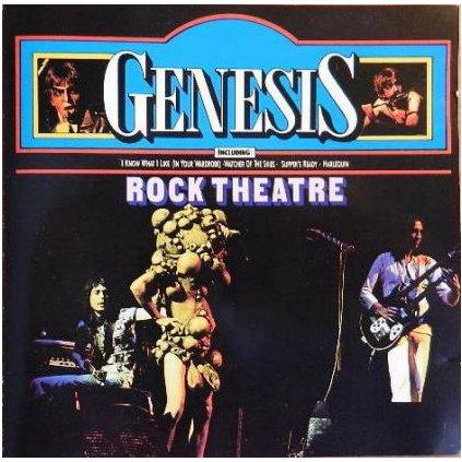 VINYLO.SK   GENESIS ♫ ROCK THEATRE (stav: VG+/VG+) [LP] B0001328