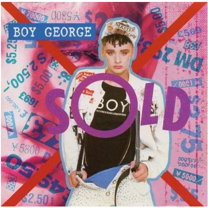 VINYLO.SK | BOY GEORGE ♫ SOLD (stav: VG+/VG+) [LP] B0001333