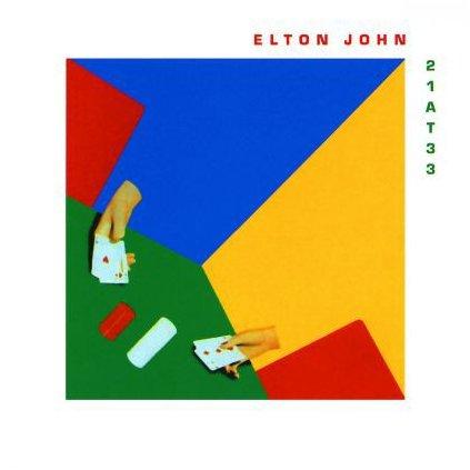 VINYLO.SK | ELTON JOHN ♫ 21 AT 33 (stav: VG+/VG+) [LP] B0001353