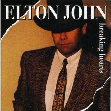 VINYLO.SK | ELTON JOHN ♫ BREAKING HEARTS (stav: VG+/VG+) [LP] B0001354