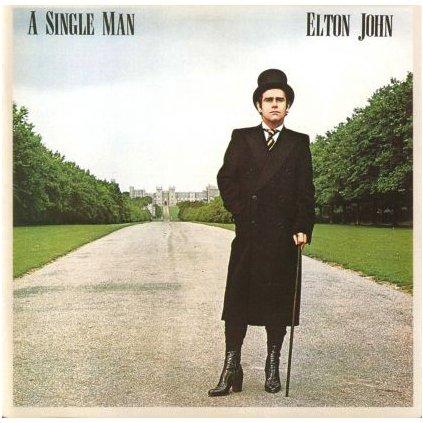 VINYLO.SK   ELTON JOHN ♫ A SINGLE MAN (stav: VG/VG+) [LP] B0001356