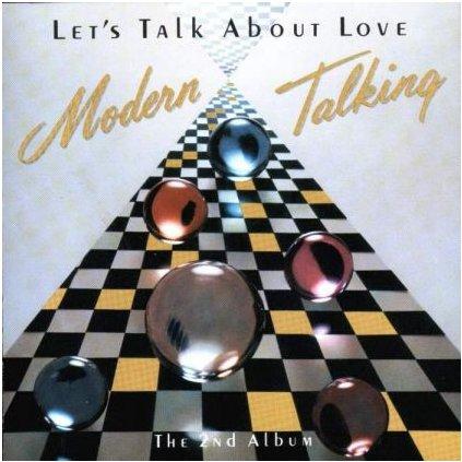 VINYLO.SK | MODERN TALKING ♫ LET'S TALK ABOUT LOVE - THE 2ND ALBUM (stav: NM/NM) [LP] B0001379