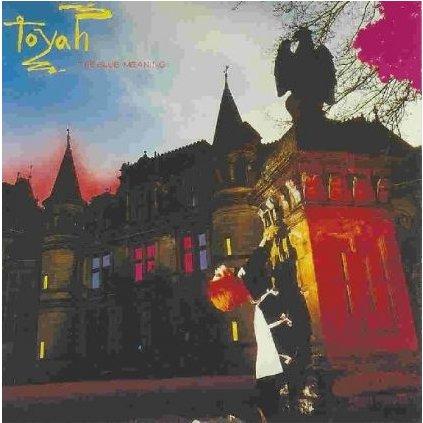 VINYLO.SK | TOYAH ♫ THE BLUE MEANING (stav: NM/VG+) [LP] B0001457