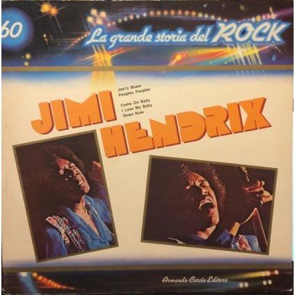 VINYLO.SK | JIMI HENDRIX ♫ JIMI HENDRIX (stav: NM/VG+) [LP] B0001922