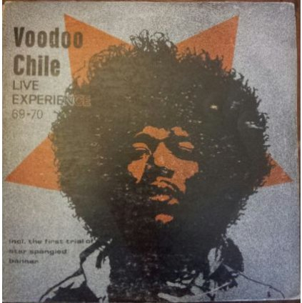 VINYLO.SK | LIVE EXPERIENCE BAND, THE ♫ VOODOO CHILE - LIVE EXPERIENCE 69-70 (stav: VG/VG) [LP] B0001929