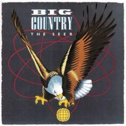 VINYLO.SK   BIG COUNTRY ♫ THE SEER (stav: VG/VG+) [LP] B0001965