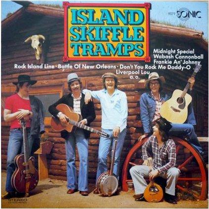 VINYLO.SK | ISLAND SKIFFLE TRAMPS ♫ ISLAND SKIFFLE TRAMPS (stav: VG+/VG+) [LP] B0001967