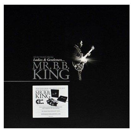 VINYLO.SK | B.B. KING ♫ SELECTIONS FROM: LADIES & GENTLEMEN ... MR. B.B. KING (stav: M/ss/M/ss) [2LP] B0002009