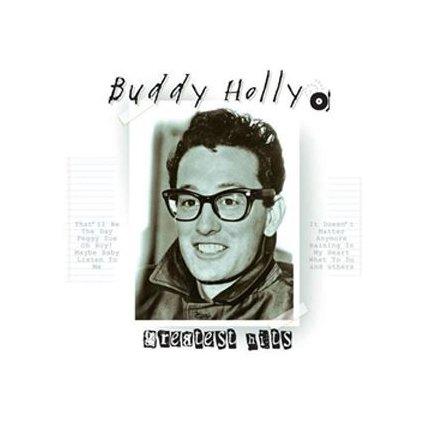 VINYLO.SK | BUDDY HOLLY ♫ BUDDY HOLLY'S GREATEST HITS (stav: VG/VG) [LP] B0002024