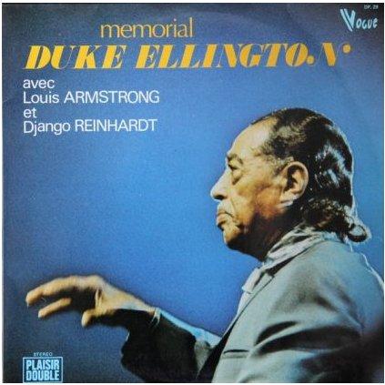 VINYLO.SK | DUKE ELLINGTON ♫ MEMORIAL DUKE ELLINGTON (stav: NM/VG+) [2LP] B0002043