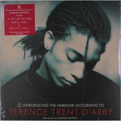 VINYLO.SK   D'ARBY, TERENCE TRENT - INTRODUCING THE HARDLINE ACCORDING TO TERENCE TRENT D'ARBY [LP]