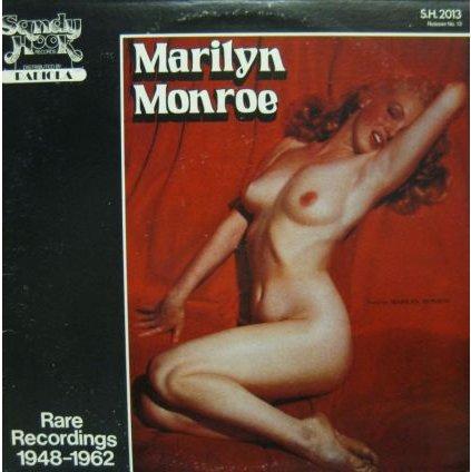 VINYLO.SK   MARILYN MONROE ♫ RARE RECORDINGS 1948-1962 (stav: VG/VG) [LP] B0002071