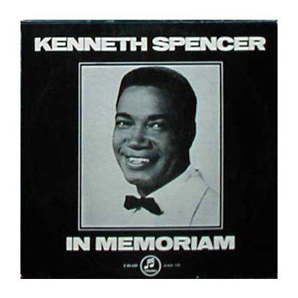VINYLO.SK | KENNETH SPENCER ♫ IN MEMORIAM (stav: VG+/VG+) [LP] B0002102