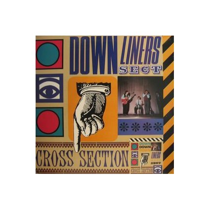 VINYLO.SK | DOWNLINERS SECT ♫ CROSS SECTION (stav: NM/NM) [LP] B0002115