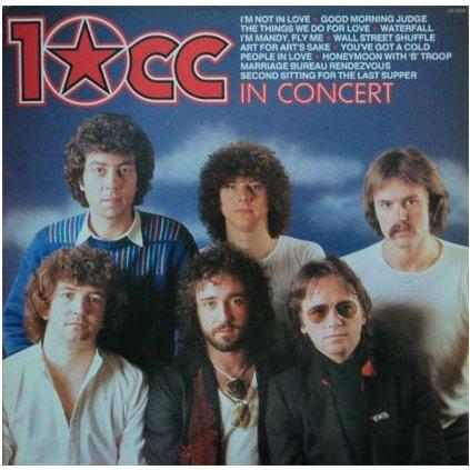 VINYLO.SK | 10CC ♫ 10CC IN CONCERT (stav: VG+/NM) [LP] B0002124
