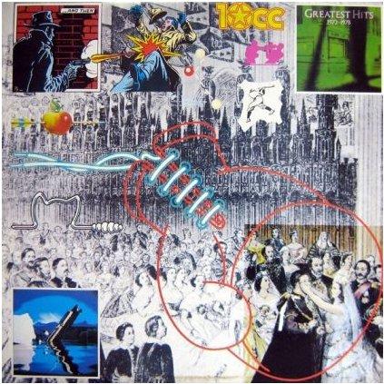 VINYLO.SK | 10CC ♫ GREATEST HITS 1972-1978 (stav: VG/VG+) [LP] B0002125