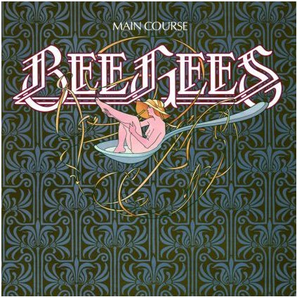 VINYLO.SK | BEE GEES ‎ ♫ MAIN COURSE (stav: NM/VG+) [LP] B0002132