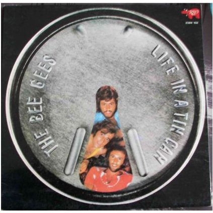 VINYLO.SK | BEE GEES, THE ♫ LIFE IN A TIN CAN (stav: VG+/VG+) [LP] B0002133