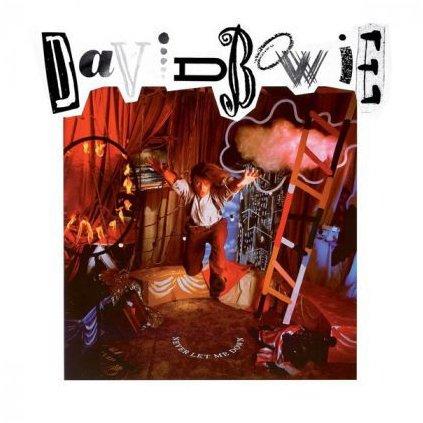 VINYLO.SK | DAVID BOWIE ♫ NEVER LET ME DOWN (stav: VG-/VG) [LP] B0002137