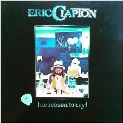 VINYLO.SK | ERIC CLAPTON ♫ NO REASON TO CRY (stav: VG+/NM) [LP] B0002153