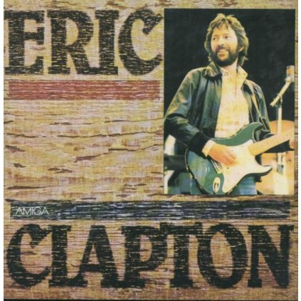 VINYLO.SK | ERIC CLAPTON ♫ ERIC CLAPTON (stav: VG+/NM) [LP] B0002156