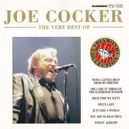 VINYLO.SK | JOE COCKER ♫ THE VERY BEST OF JOE COCKER (stav: NM/NM) [LP] B0002165