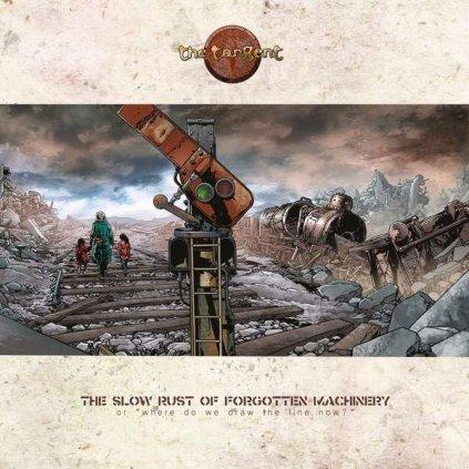 VINYLO.SK | TANGENT - THE SLOW RUST OF FORGOTTEN MACHINERY [CD]