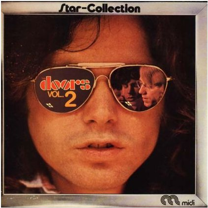 VINYLO.SK | DOORS, THE ♫ STAR-COLLECTION VOL.2 (stav: NM/NM) [LP] B0002178