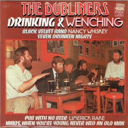 DRINKING & WENCHING