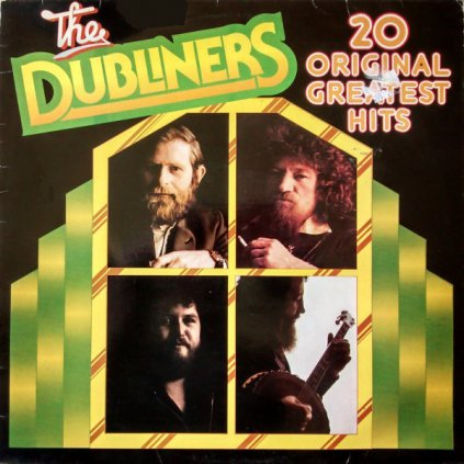 DUBLINERS, THE ♫ 20 ORIGINAL GREATEST HITS