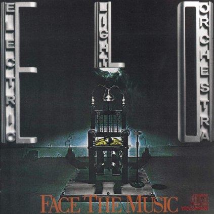 VINYLO.SK | ELECTRIC LIGHT ORCHESTRA (E.L.O.) ♫ FACE THE MUSIC (stav: VG/VG+) [LP] B0002190